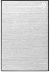 Seagate Backup Plus Portable 5TB stříbrný