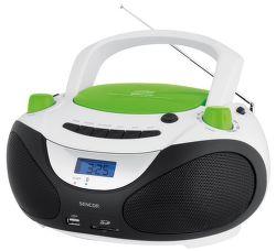 Sencor SPT 3228 bílo-zelený