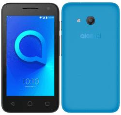Alcatel U3 2019 modrý