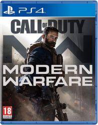 Call of Duty: Modern Warfare PS4 hra