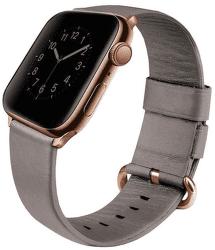 Uniq Mondain řemínek pro Apple Watch 40 mm, béžová