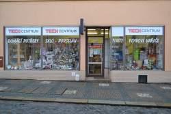 Techcentrum - Prodejna domácích potřeb