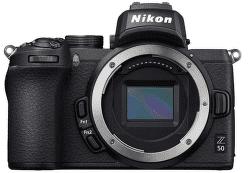 Nikon Z50 tělo černé