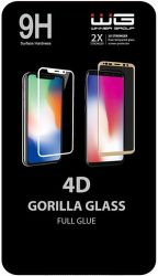 Winner 4D tvrzené sklo pro Xiaomi Redmi Note 8T, černá