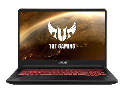 Asus TUF Gaming FX705DU-H7104T černý