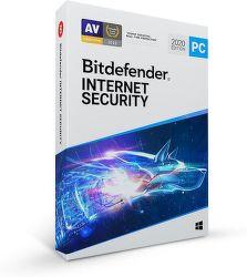 Bitdefender Internet Security 2020 1PC/1R
