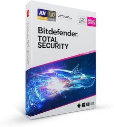 Bitdefender Total Security 2020 10Z/1R