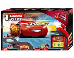 Carrera Disney Cars 3