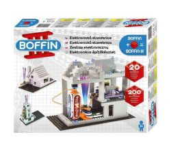 Boffin III Bricks elektronická stavebnice