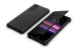 Sony Style View pouzdro pro Sony Xperia 5, černá