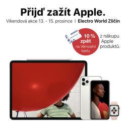 Přijď zažít Apple na Zličín