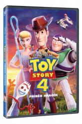 Toy Story 4: Příběh hraček - DVD film