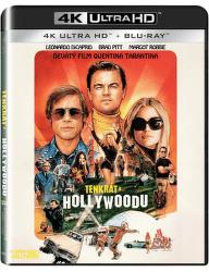 Tenkrát v Hollywoodu - blu-ray UHD