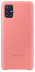 Samsung silikonový kryt pro Samsung Galaxy A51, růžová