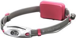 LED Lenser NEO 6R čelovka růžová