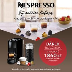 Nespresso - objevte novou řadu káv