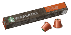 Starbucks® Single-Origin Colombia (10ks/Nespresso®)