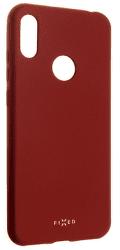 Fixed Story silikonový zadní kryt pro Huawei Y6s, červená
