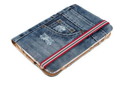 "Trust Jeans Folio pouzdro pro tablety 7""-8"""