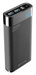 CellularLine FreePower Manta HD powerbanka 20 000 mAh černá