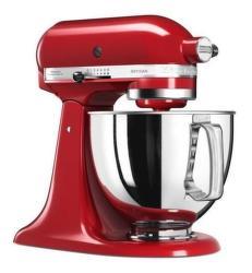 KitchenAid5KSM175PSEER Artisan (červený)