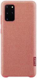 Samsung Kvadrat Cover Recycled pro Samsung Galaxy S20+, červená
