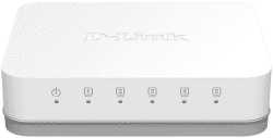 D-LINK GO-SW-5G 5-Port 1GB