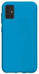 SBS School pouzdro pro Samsung Galaxy A71, modrá