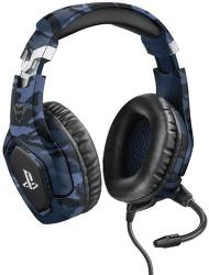 Trust GXT 488 Forze pro PS4 modrý