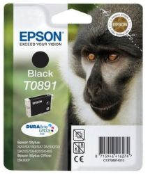 Epson T0891 black (opice) - inkoustová náplň