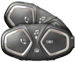 CellularLine Interphone Connect Twin Pack handsfree, černá