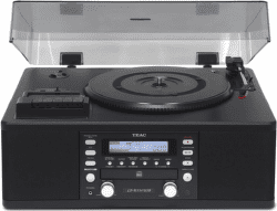 Teac LP-R550USB černý