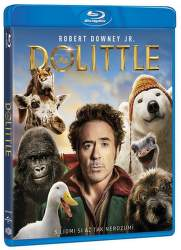 Dolittle BD film