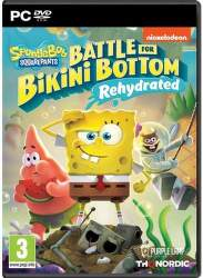 SpongeBob SquarePants: Battle for Bikini Bottom (Rehydrated) - PC hra