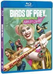 Birds of Prey (Podivuhodná proměna Harley Quinn) - Blu-ray film