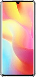 Xiaomi Mi Note 10 Lite 128 GB bílý