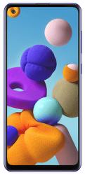 Samsung Galaxy A21s 64 GB modrý