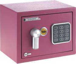 Yale YSV/170/DB1 Sejf Mini růžový