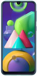 Samsung Galaxy M21 64 GB zelený