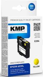 KMP E204 (Epson 603XL) Yellow