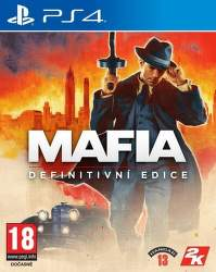 Mafia: Definitive Edition - PS4 hra