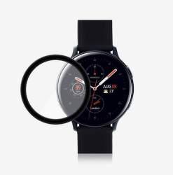 PanzerGlass tvrzené ochranné sklo pro smart hodinky Huawei GT 2 42 mm, černá