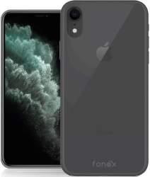 Fonex Gommy pouzdro pro Apple iPhone Xr, černá