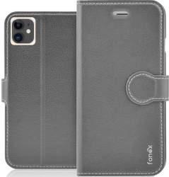Fonex Identity flipové pouzdro pro Apple iPhone 11, černá