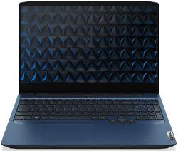 Lenovo IdeaPad Gaming 3 15IMH05 81Y400H7CK modrý