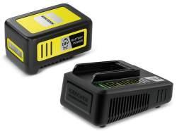 Kärcher 18 V/5,0 Ah baterie a nabíječka