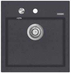 Concept DG00c50dg šedý dřez