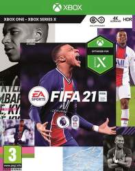 FIFA 21 - Xbox One/Series hra