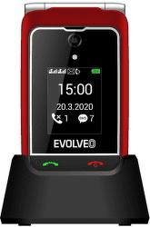 Evolveo EasyPhone FG červený