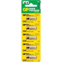 GP baterie 23AE, 12V - 1ks baterie